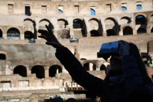virtual reality colosseum tour