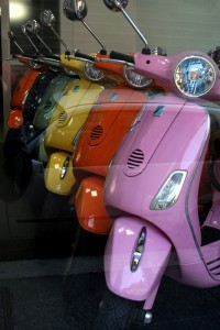 Private Vespa Tour of Rome