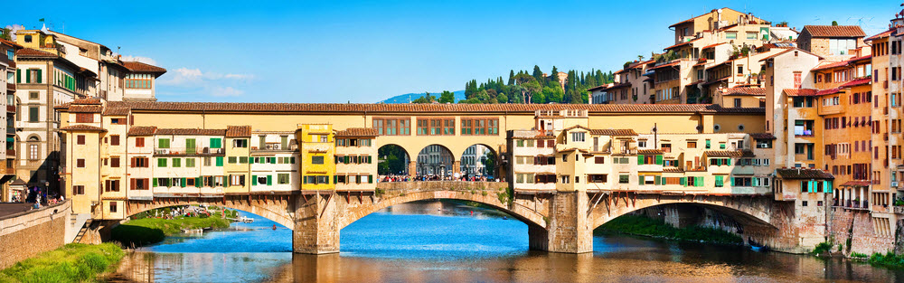 Ponte Vecchio, LivItaly Florence Small Group Walking Tour