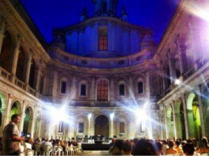 An Evening with Great Music at the Courtyard of S. Ivo in Rome
