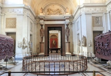 Tour of the Vatican