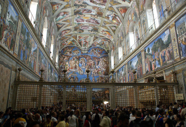Pirvate Vatican and Sistine Chapel Tour