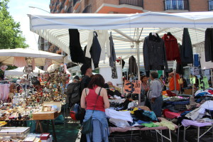 flea markets in rome - Borghetto Flaminio