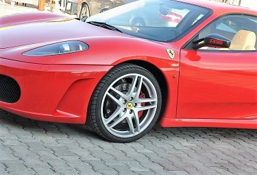 Ferrari F430 Test Drive In Maranello