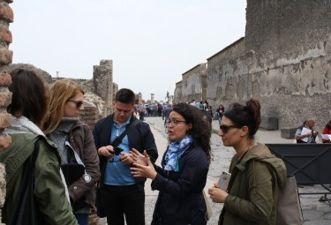 Pompeii From Rome Small Group Tour Pompeii