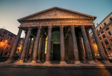 Private Rome Sunset Walking Tour