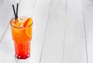 9 Cocktails Invented in Italy - How to make the Garibaldi cocktail