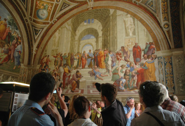 Vatican Sistine Chapel Small Group Tour