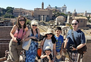 Rome in a Day VIP Small Group Tour