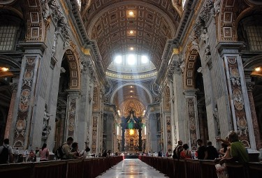 St Peter's Basilica - Rome in a Day private Tour