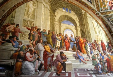 Vatican Early Entrance Small Group Tour - Raphael Rooms