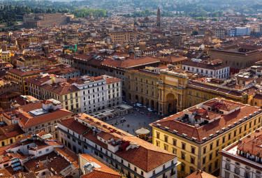 Florence Private Walking Tour with David