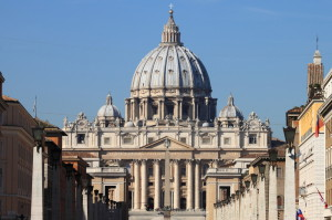 St Peter's Basilica - Rome in a Day Tour