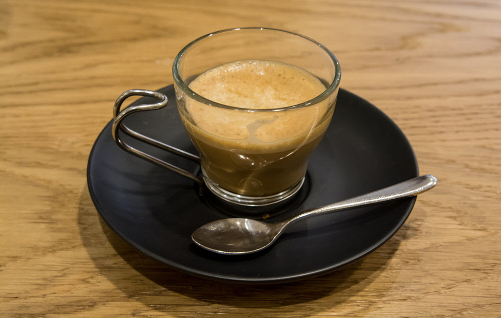 guide to italian coffee - caffe ginseng