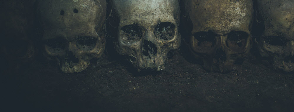 Private Catacombs Night Tour - LivItaly Tours