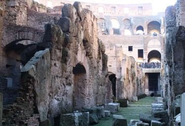 Colosseum Underground and Ancient Rome Tour