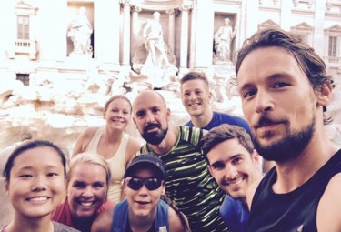 Rome Running Small Group Tour