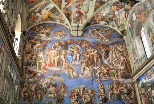 Express Sistine Chapel Small Group Tour