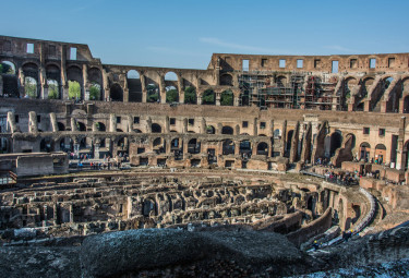Virtual Reality Tour |Colosseum and Domus AureaTour