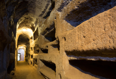 Private Catacombs Night Tour | Exclusive Access After Closing