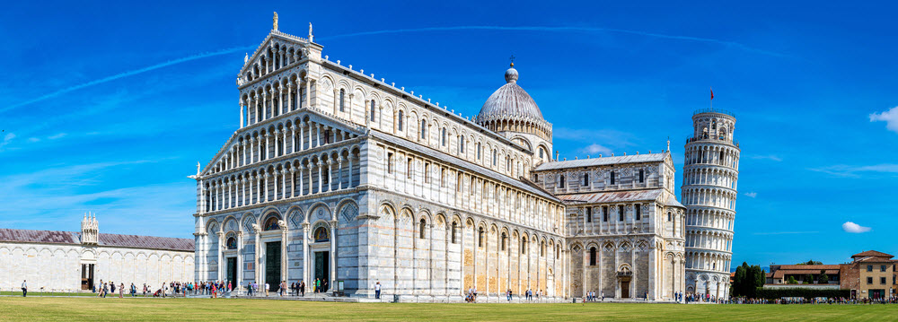 Italian Florence: Private Florence To Pisa Tour