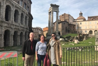 Trastevere and Jewish Ghetto Small Group Tour