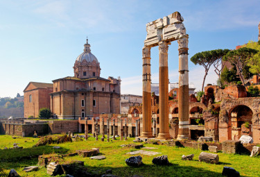 Rome In A Day VIP Private Tour