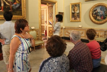Borghese Gallery Small Group Tour
