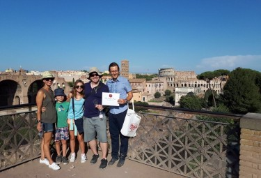 Private Colosseum and Ancient City Tour with Colosseum Underground