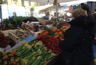 Marilee's Private Market and Cooking Class in Rome