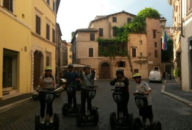 Rome Segway Small Group Tour
