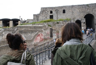 Pompeii & Amalfi Coast Private Day Tour from Rome