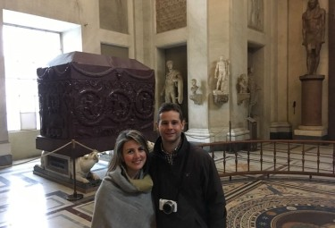 Private Vatican tour with early entrance