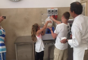 Private Florence Food Tour & Gelato Making Class