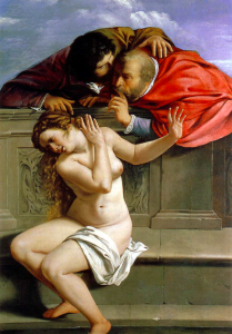 5 Great Women Artists to Celebrate Women's Day GENTILESCHI