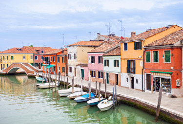 Venice Islands Private Tour with Water Taxi