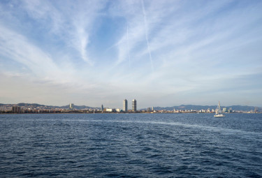 Private Barcelona Boat Tour- VIP Sailing Experience