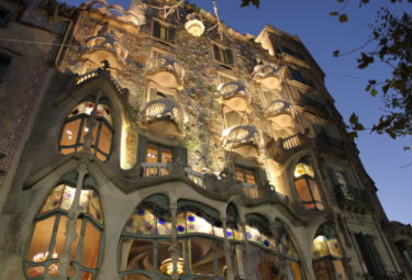 Barcelona Night Tour-Small Group Night Lights Tour