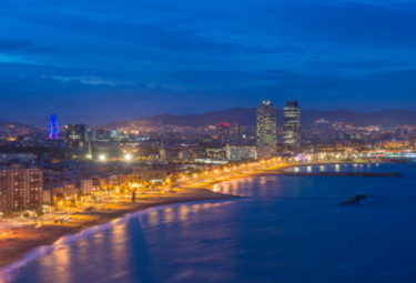 Private Barcelona Evening Tour- Twilight Tour