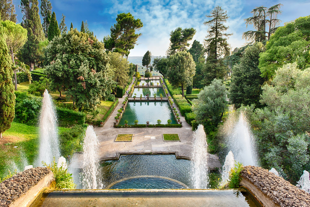 A First Time Visitor's Guide to Tivoli Italy | Livitaly Tours