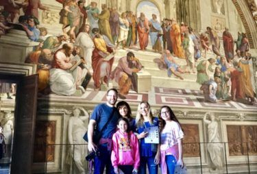 Vatican Night Tour with Secret Room-Small Group Tour