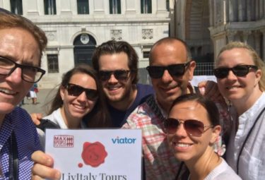 Doges Palace and St. Mark's Small Group Tour