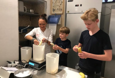 Florence Gelato Making Class | Secrets of Gelato Making