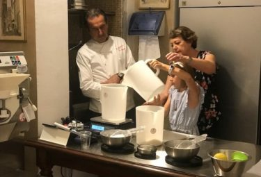 Private Gelato Making Florence Class