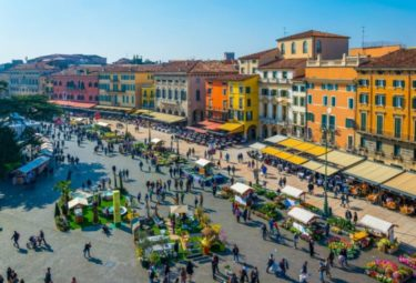 Verona Walking Tour- Small Group
