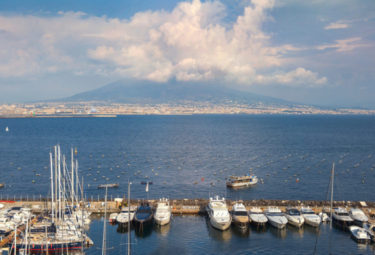 Private Day trip to Naples and Pompeii from Rome by Train