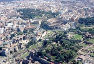 Rome Helicopter Tour | Rome City Tour from Above