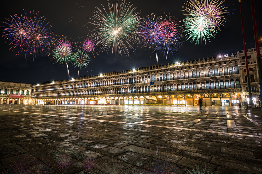 How to celebrate New Years Eve in Venice