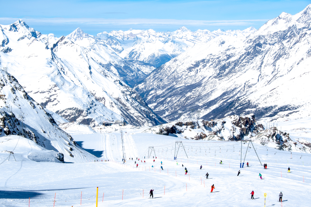 Top 5 Skiing Destinations in Italy