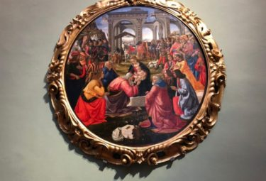Florence Uffizi Treasure Hunt Family Tour